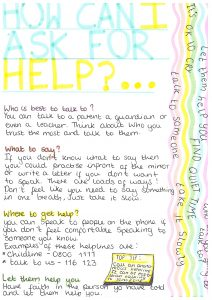 How Can I Ask For Help poster
